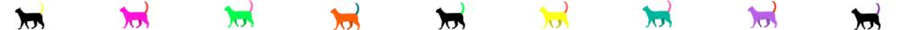 cat walk line